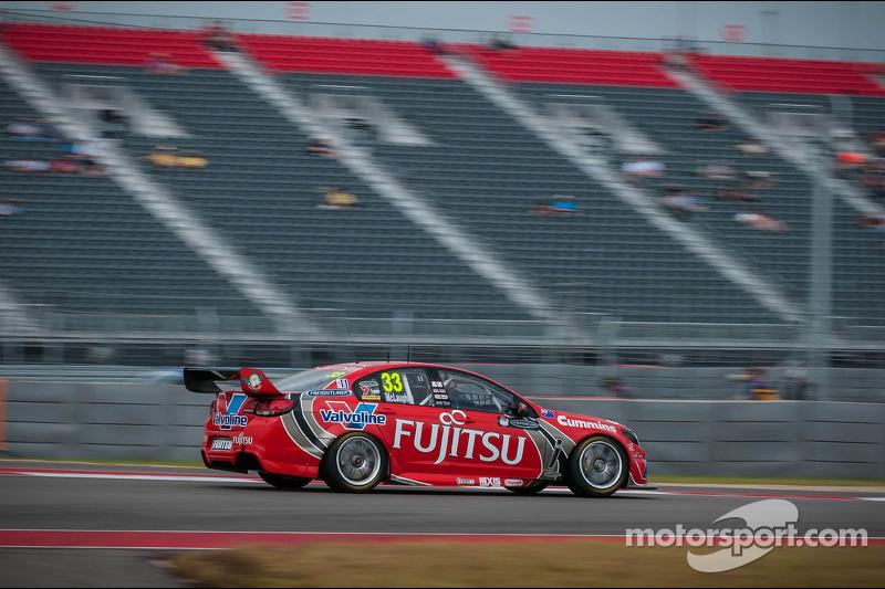 Scott McLaughlin, Team Fujitsu