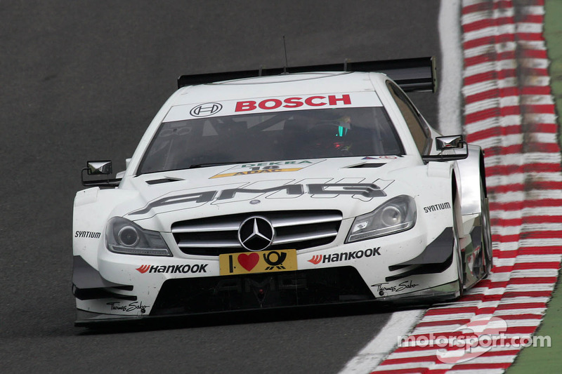 Christian Vietoris, HWA, DTM Mercedes AMG C-Coupé