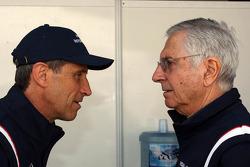 Roberto Ravaglia,Team Roal Motorsport e Umberto Grano, Team Roal Motorsport
