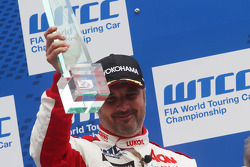 2nd position Yvan Muller, Chevrolet Cruze 1.6T, RML