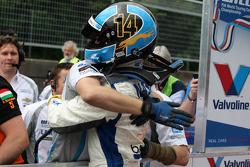 James Nash, Chevrolet Cruze 1.6 T, Bamboo Engineering race winner