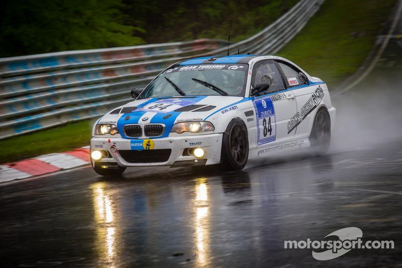 #84 BMW E46 M3 (SP6): Friedrich Obermeier, Max Pfeffer, Hans-Jürgen Wimbauer, Stefan Ladner