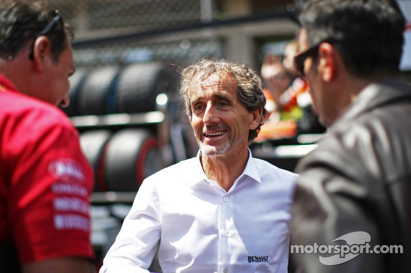 2 - Alain Prost (FRA)