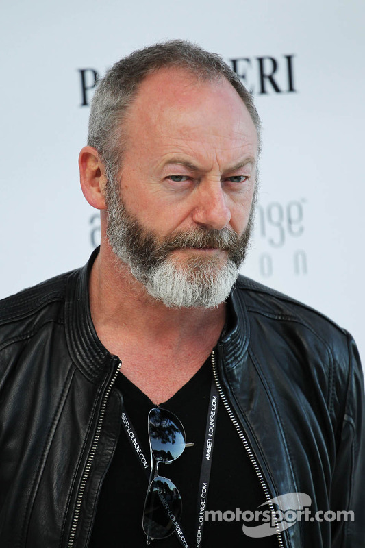 Liam Cunningham, Ator no Amber Lounge Fashion Show