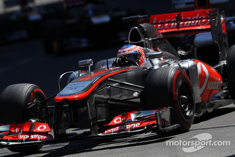 Jenson Button, McLaren MP4-28