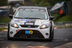 #162 OVR Racing Ford Focus RS (AT): Ralph Caba, Volker Lange, Oliver Sprungmann, Ernst Sinowzik