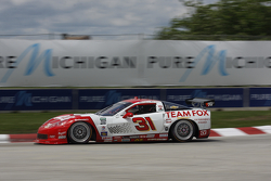 #31 Marsh Racing Corvette: Boris Said, Eric Curran