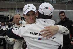 Marco Wittmann, BMW Team MTEK BMW M3 DTM and Bruno Spengler, BMW Team Schnitzer BMW M3 DTM