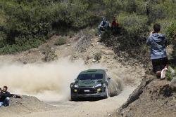 Lorenzo Bertelli en Mitia Dotta, Ford Fiesta RRC