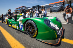 #41 Greaves Motorsport Caterham Motorsport Nissan