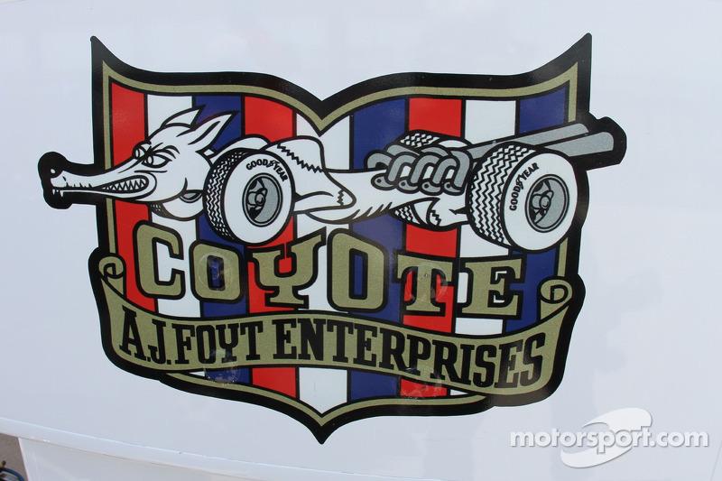 A.J. Foyt Enterprises detail