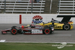 Oriol Servia, Panther Racing Chevrolet