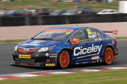 Adam Morgan,Cicely Racing