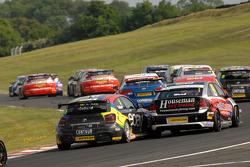 Rob Collard eBay Motors and Lea Wood, Wheel Heaven/Houseman Racing