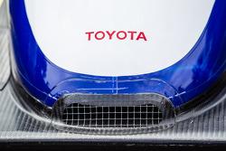 #7 Toyota Racing Toyota TS030 Hybrid detail