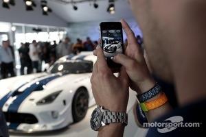 Presentation of the Viper GT3-R