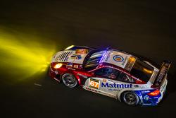 #67 IMSA Performance Matmut Porsche 911 GT3-RSR: Pascal Gibon, Wolf Henzler, Patrice Milesi