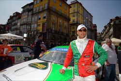 City parade, Stefano D'aste, BMW 320 TC, PB Racing
