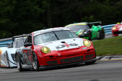 #62 Snow Racing Wright Motorsports Porsche GT3: Madison Snow, Jan Heylen
