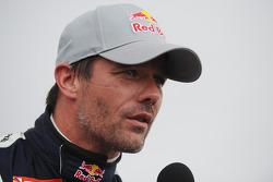 Winner Sébastien Loeb