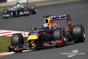 Sebastian Vettel Red Bull Racing RB9
