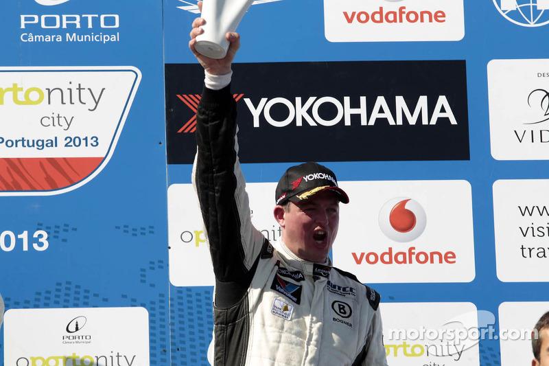 3e plaats Michel Nykjaer, NIKA Racing Chevrolet Cruze 1.6 T