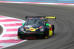 #8 Haribo Racing Team: Hans Guido Riegel, Mike Stursberg, Richard Westbrook, Porsche 997 GT3 R