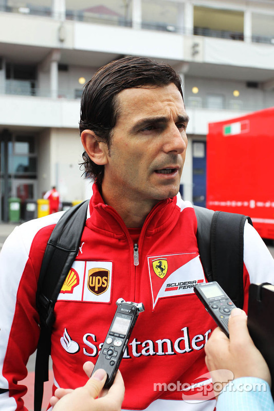 Pedro de la Rosa, Ferrari piloto de desenvolvimento e GPDA Chairman