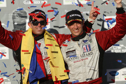 GTC winners Nelson Canache, Spencer Pumpelly