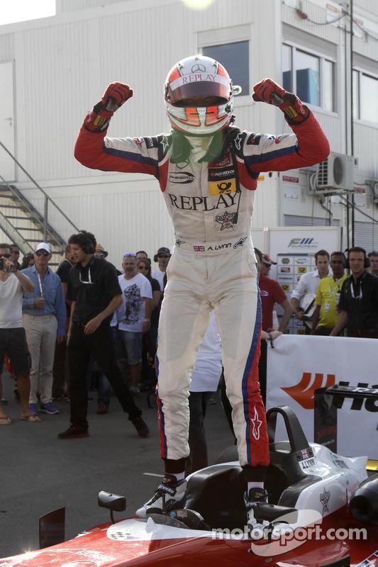 Vencedor Alex Lynn