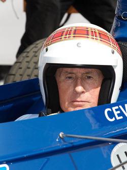 Jackie Stewart, Tyrell-Cosworth 006