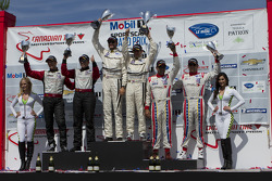 GTC klasse-podium