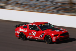 #51 Roush Performance: Joey Atterbury, Shelby Blackstock