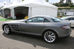Mercedes Benz SLR McLaren Coupé