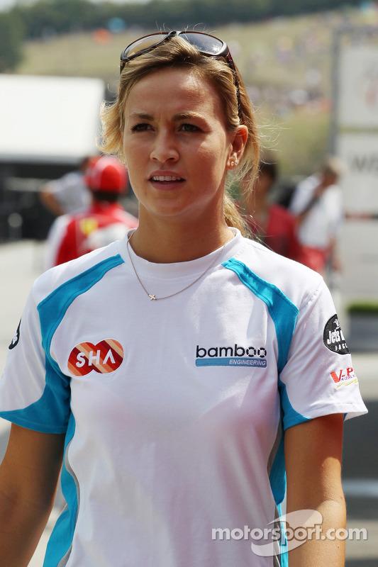 Carmen Jorda, Piloto da GP3