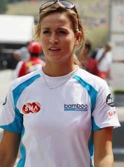 Carmen Jorda, GP3 Pilotu