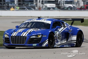 #46 Fall-Line Motorsports Audi R8: Al Carter, Charles Espenlaub, Brett Sandberg
