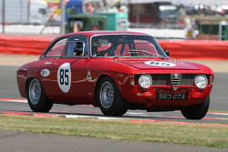Bennett / Savage, Alfa Romeo Giulia Sprint GTA
