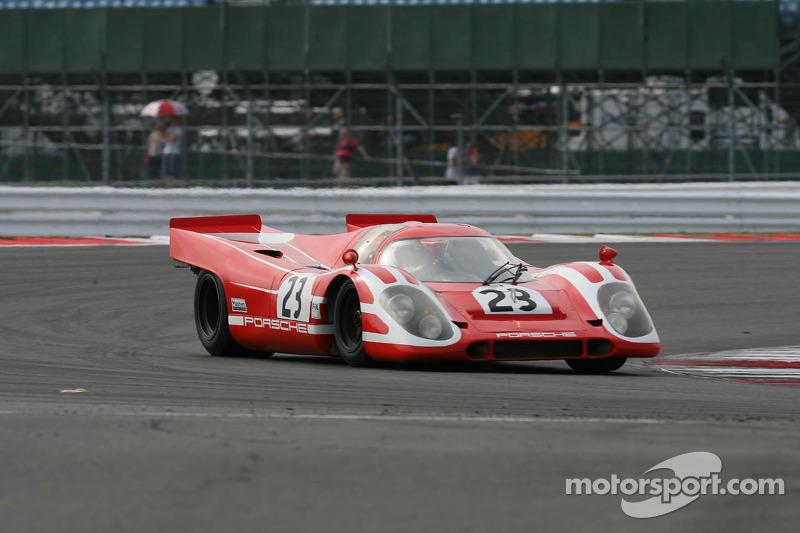 Carlos Monteverde/Gary Pearson, Porsche 917