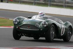 Friedrichs/Hadfield, Aston martin DB3S