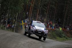 Evgeny Novikov e Ilka Minor, Ford Fiesta WRC, Qatar M-Sport WRT