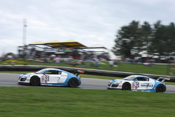 Bill Ziegler, Audi R8 LMS James Sofronas, Audi R8 LMS