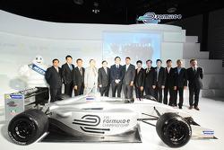 Formula E Bangkok presentation