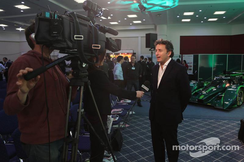 Alejandro Agag, CEO della Formula E Holdings