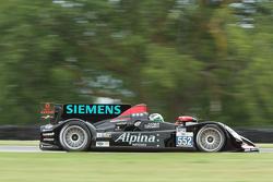 #552 Level 5 Motorsports HPD ARX-03b Honda: Scott Tucker, Marino Franchitti