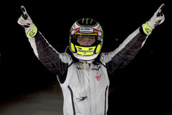 Jenson Button, Brawn GP celebrate