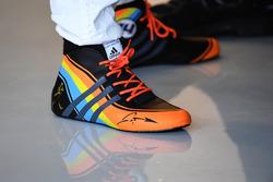 حذاء فرناندو ألونسو، مكلارين هوندا
