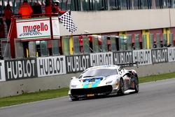 Race winner #224 M Auto Ferrari 488: Go Max