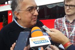 Серджио Маркионне, президент FIAT