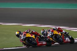 Якоб Ганіє, Honda World Superbike Team, Давіде Джуліано, Honda World Superbike Team